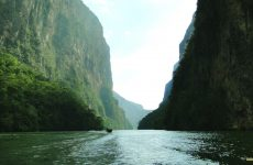 Sumidero Canyon in Mexico