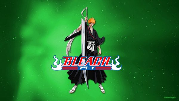 Bleach wallpaper with Ichigo