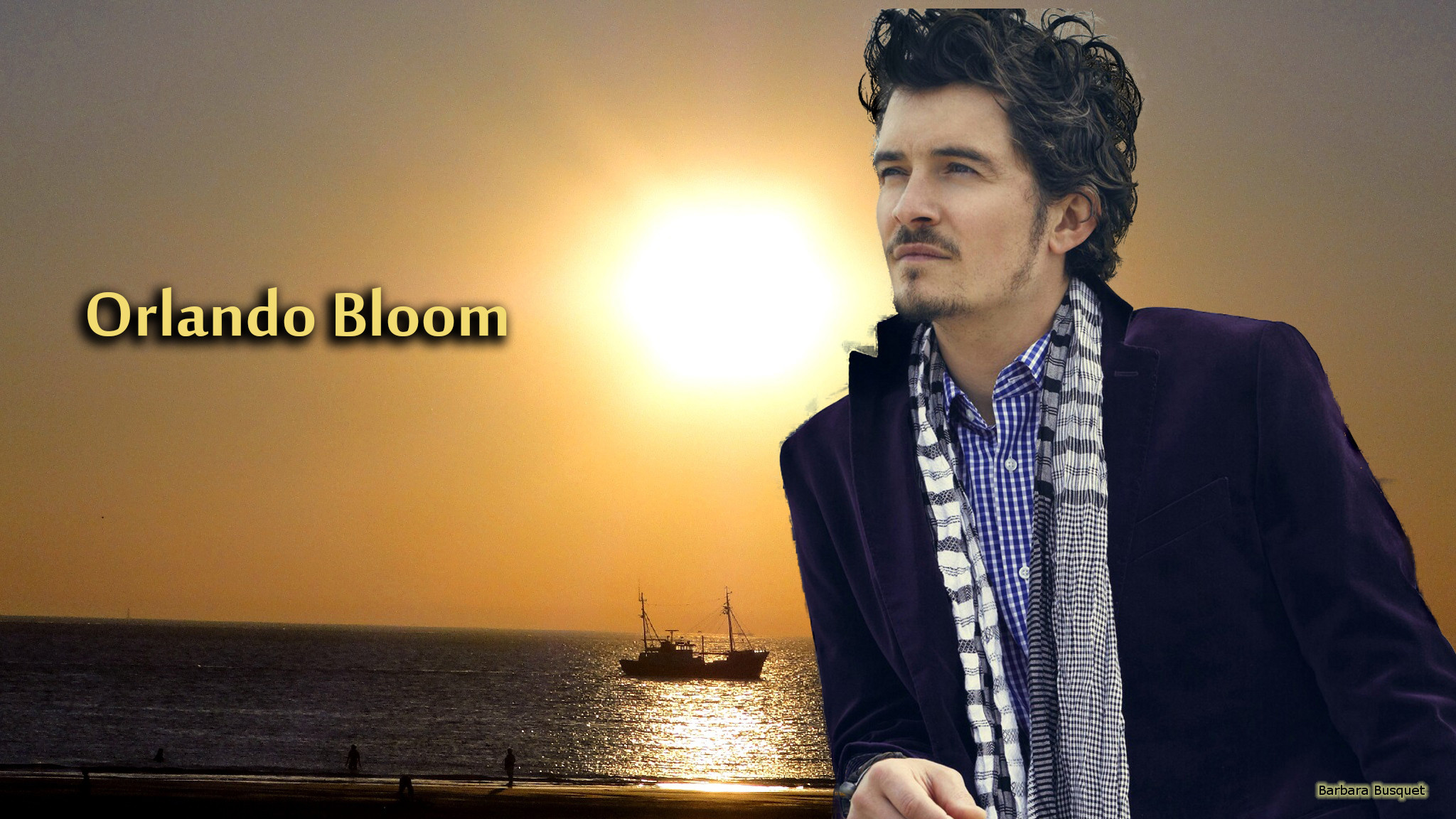 Hd wallpaper pirates of the caribbean - Orlando Bloom Wallpapers Barbaras Hd Wallpapers