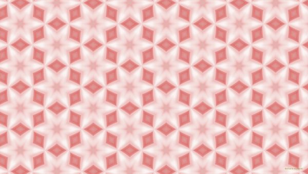 Light and dark pink pattern wallpaper