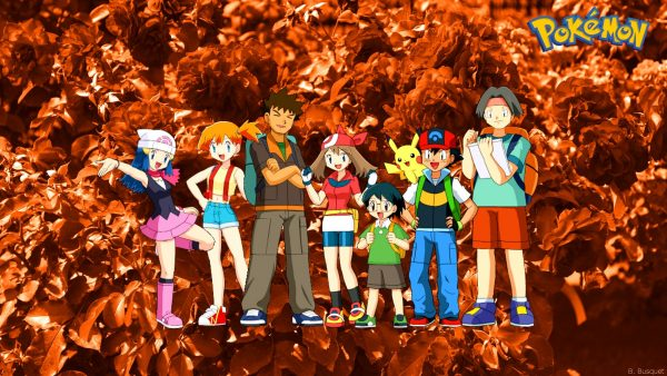 Some main characters of the cast