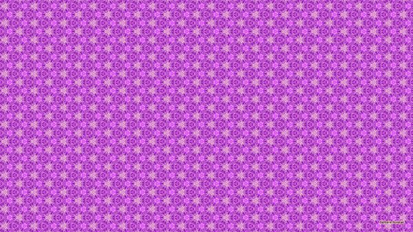 Pink white pattern wallpaper.