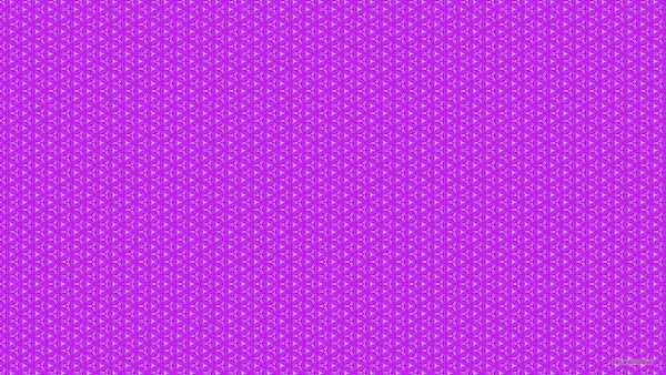 Purple pattern wallpaper with tiny triangles.