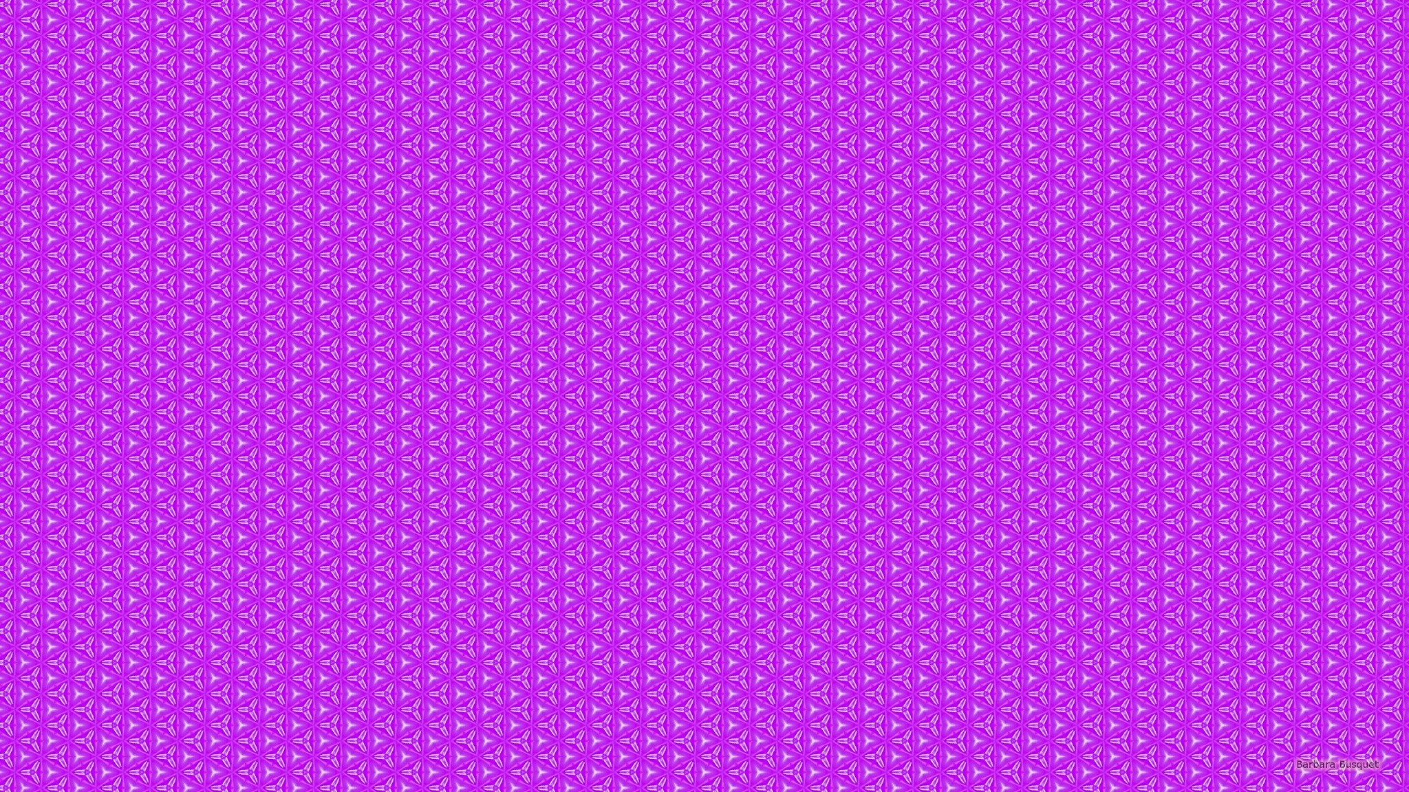 Purple pattern | Barba...