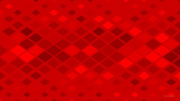 Square pattern wallpaper