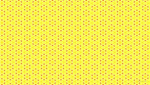 Yellow pattern wallpaper sunflower.