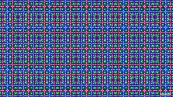Blue green pink squares wallpaper.