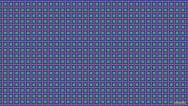 Blue green pink squares wallpaper.