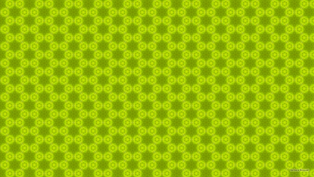 Green hexagon shapes wallpaper.