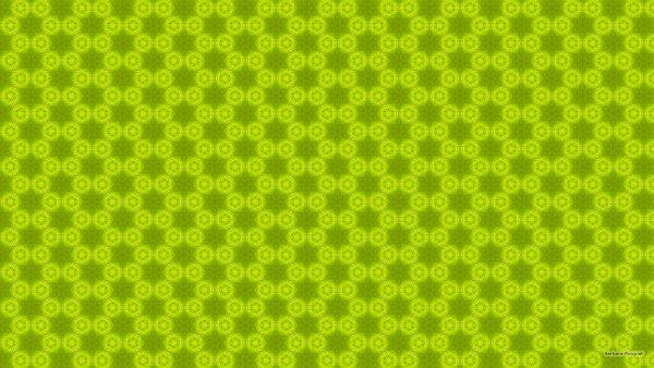 Green hexagon shapes wallpaper.