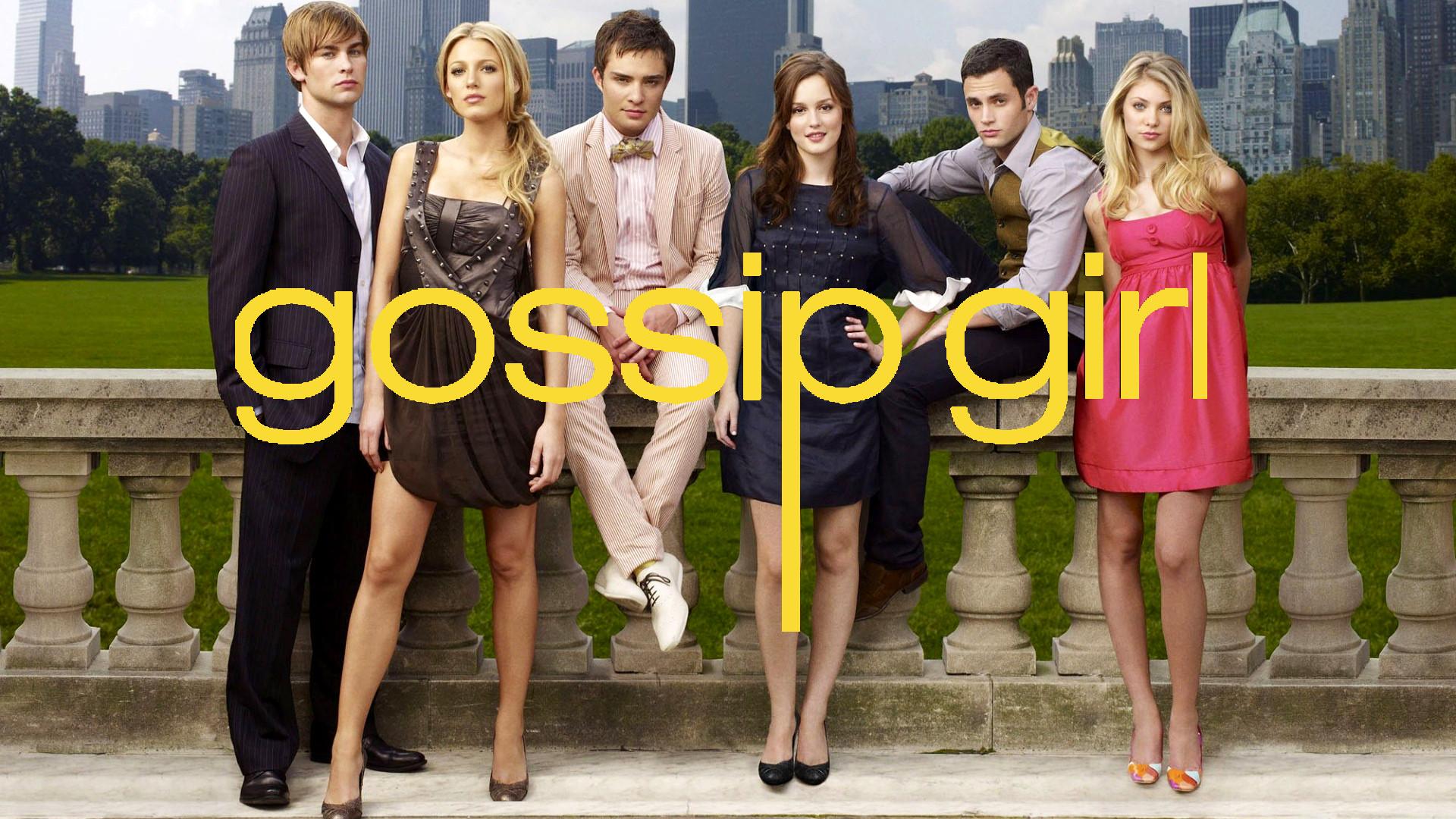 Gossip girl strips