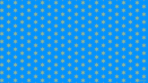 Light blue wallpaper with small stars