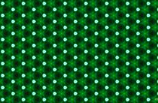Green pattern wallpapers