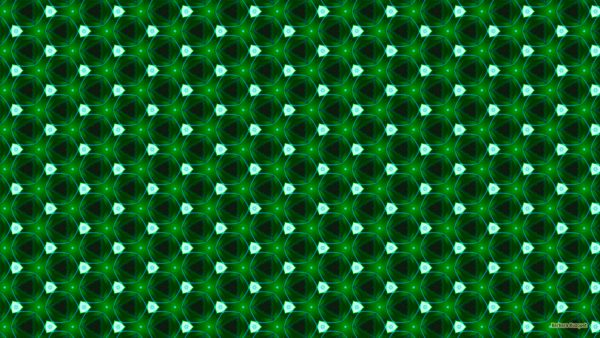 Modern wallpaper in the color green