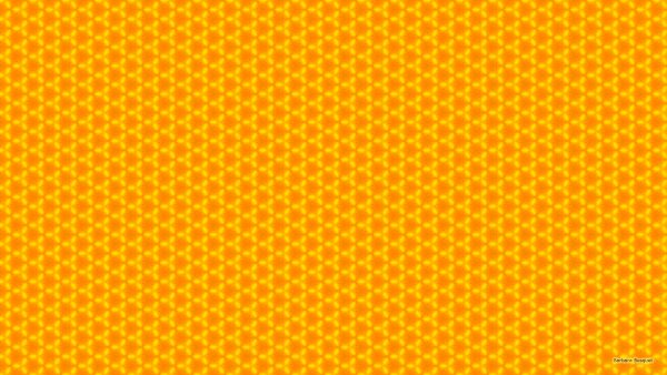 Pattern wallpaper made at sunset