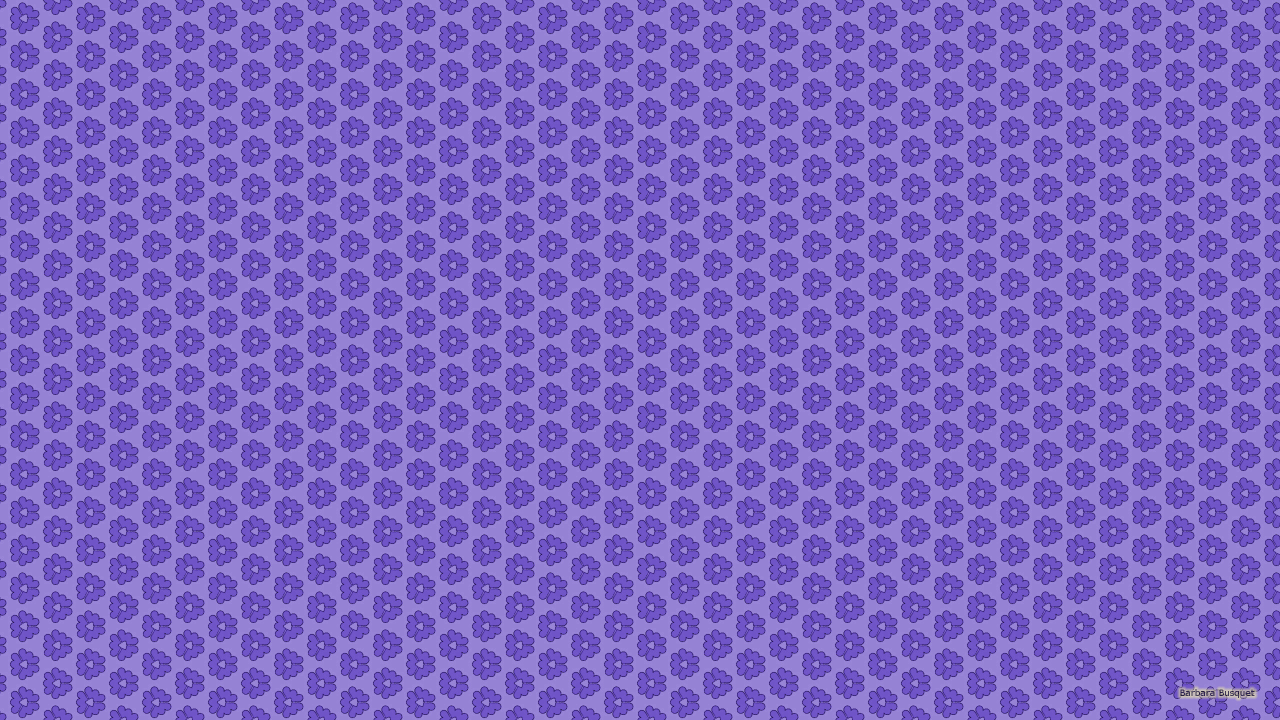Purple Pattern Barbara S Hd Wallpapers
