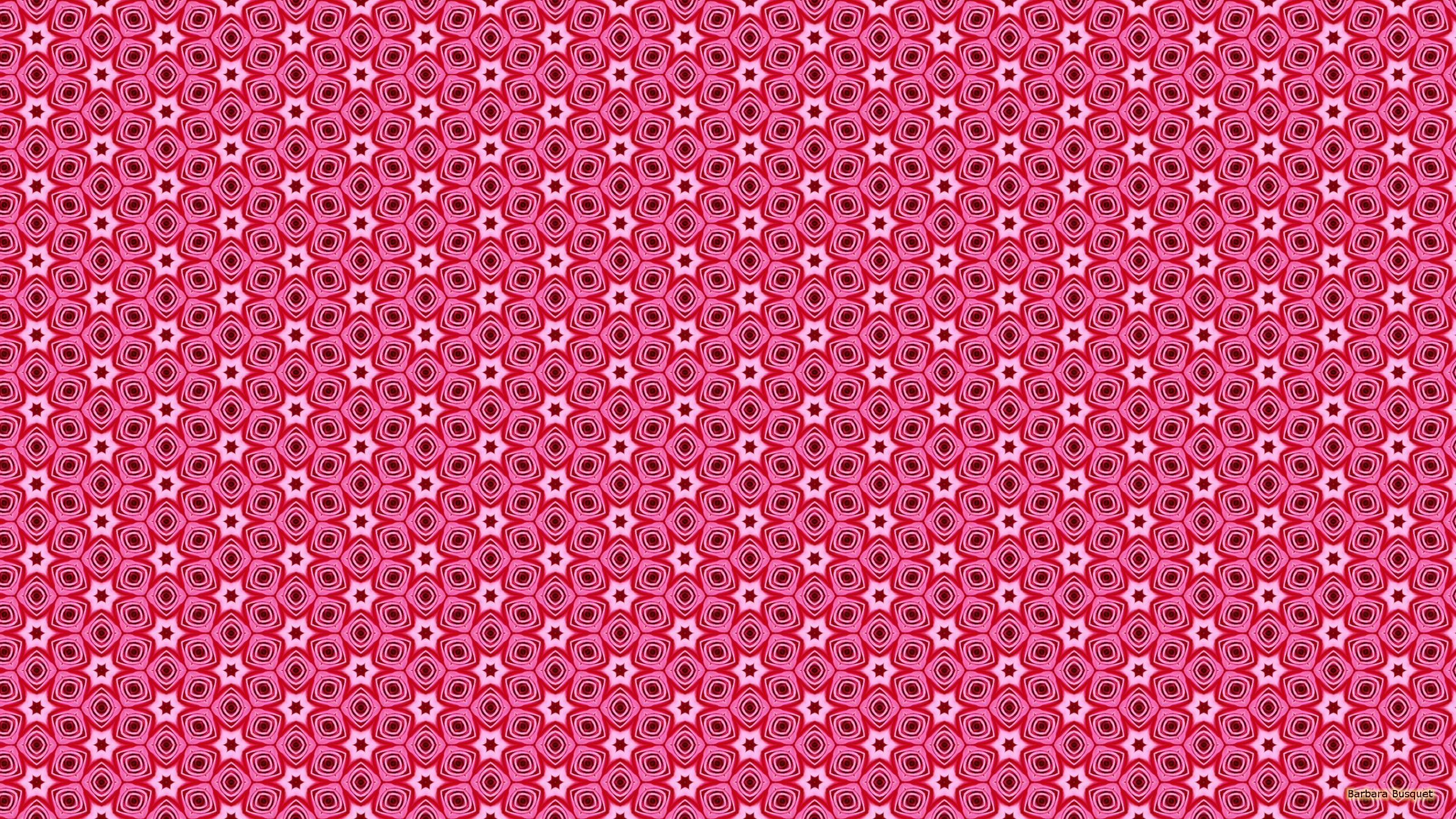Pink Pattern Barbara S Hd Wallpapers