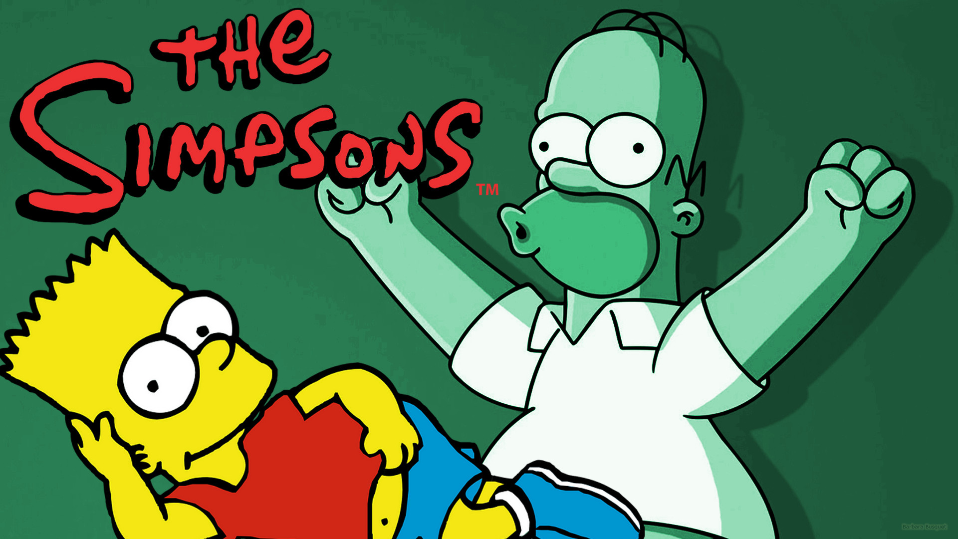 The Simpsons Wallpapers Barbaras Hd Wallpapers