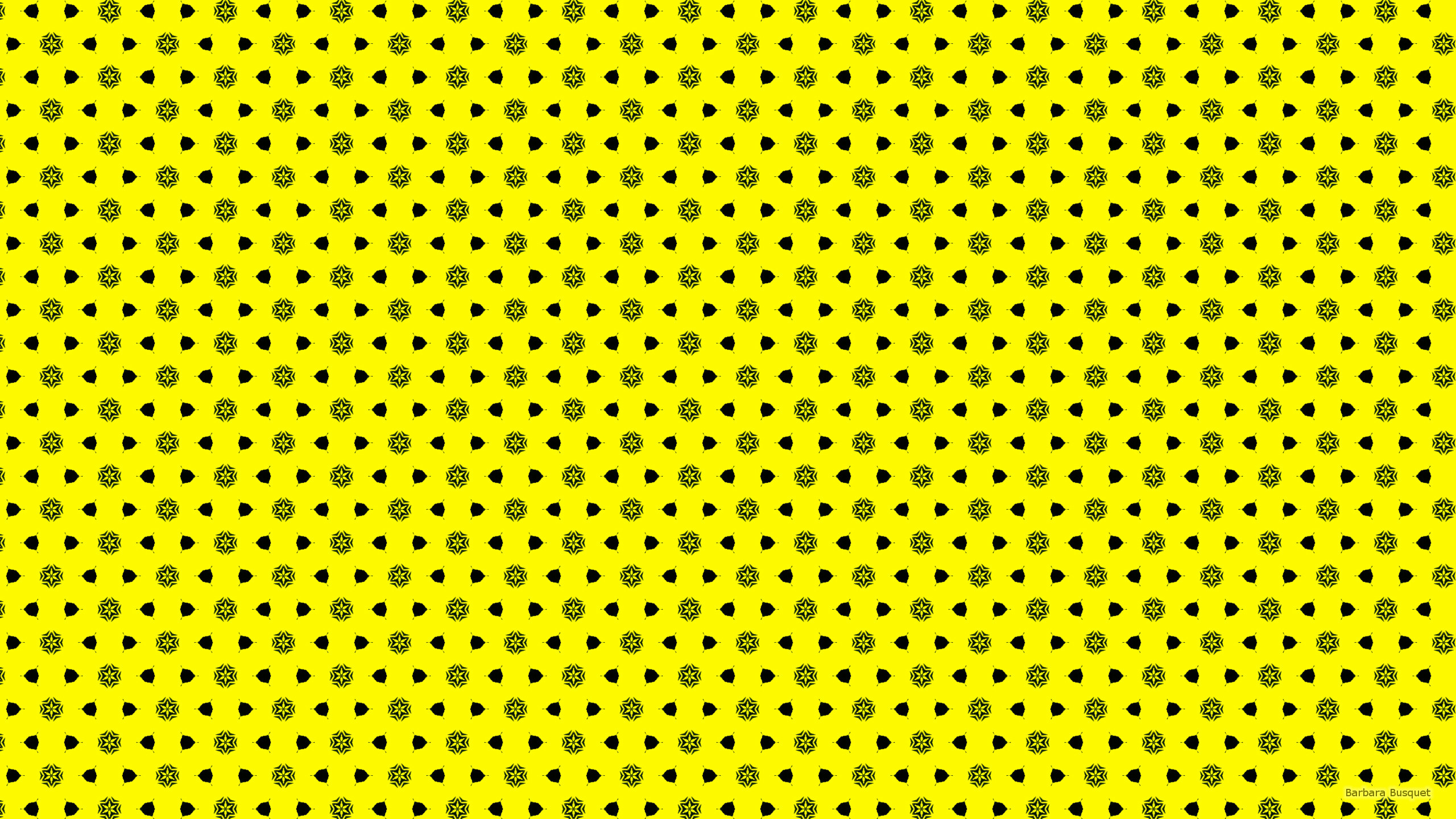 Yellow Pattern Backgrounds Barbara S Hd Wallpapers