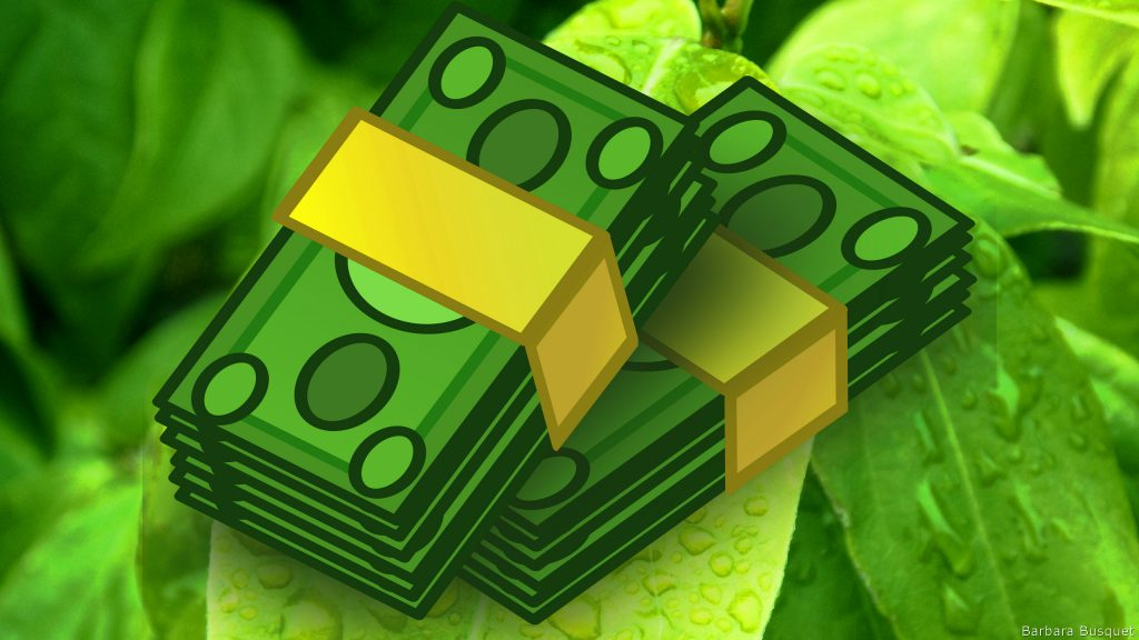 HD wallpaper with money