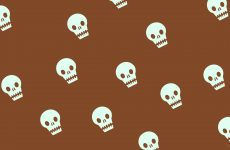Brown pattern wallpapers
