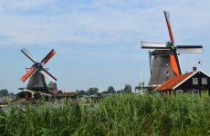 Mills in The Netherlands