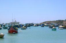 Mediterranean Sea of Malta