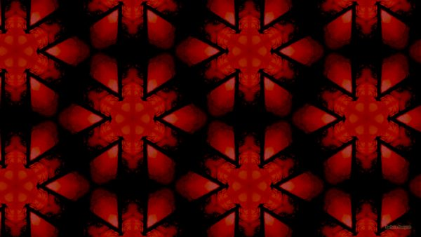Red black mysterious wallpaper
