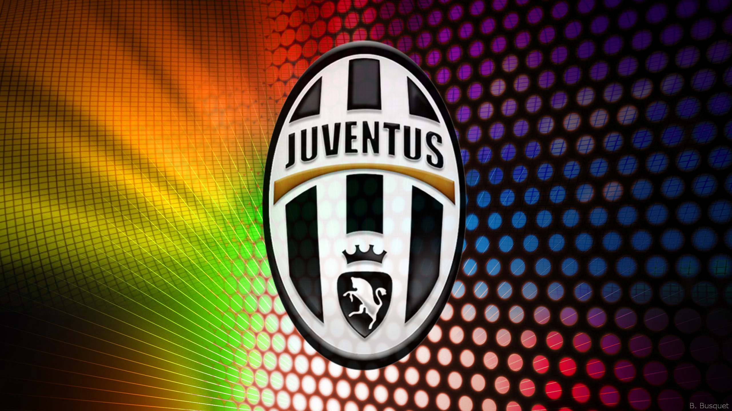Download Juventus Badge Wallpaper