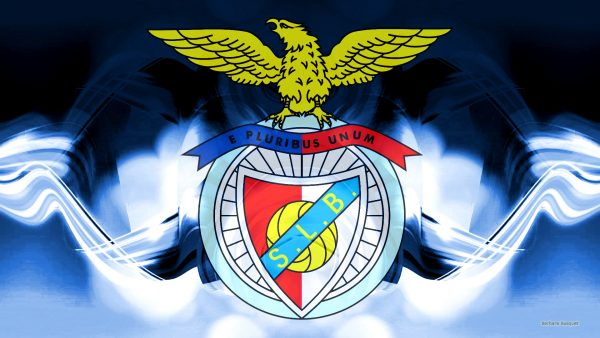 Blue Benfica football club wallpaper