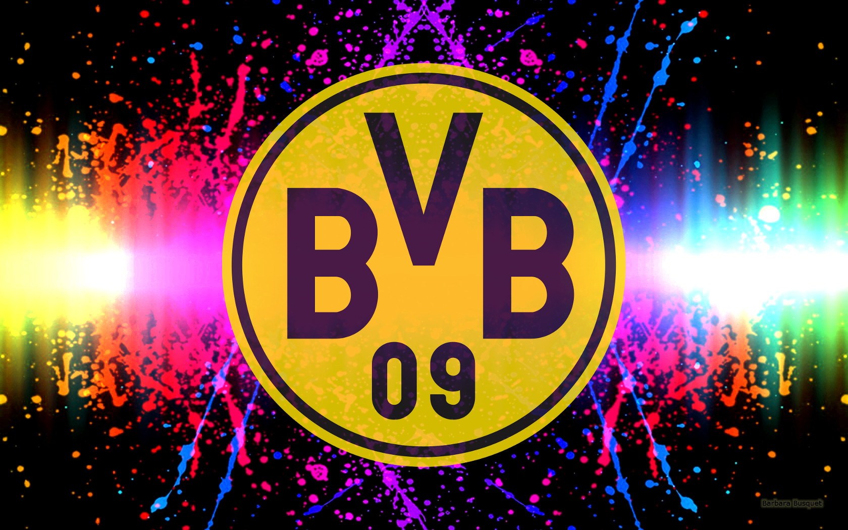 Borussia dortmund wallpapers barbaras hd wallpapers colorful borussia dortmund football club wallpaper voltagebd Choice Image