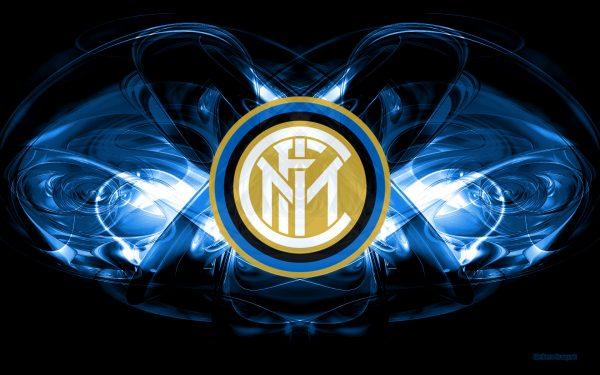 Dark Inter Milan football club wallpaper