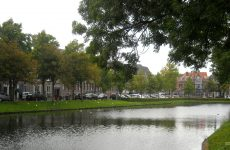 Canal in The Netherlands