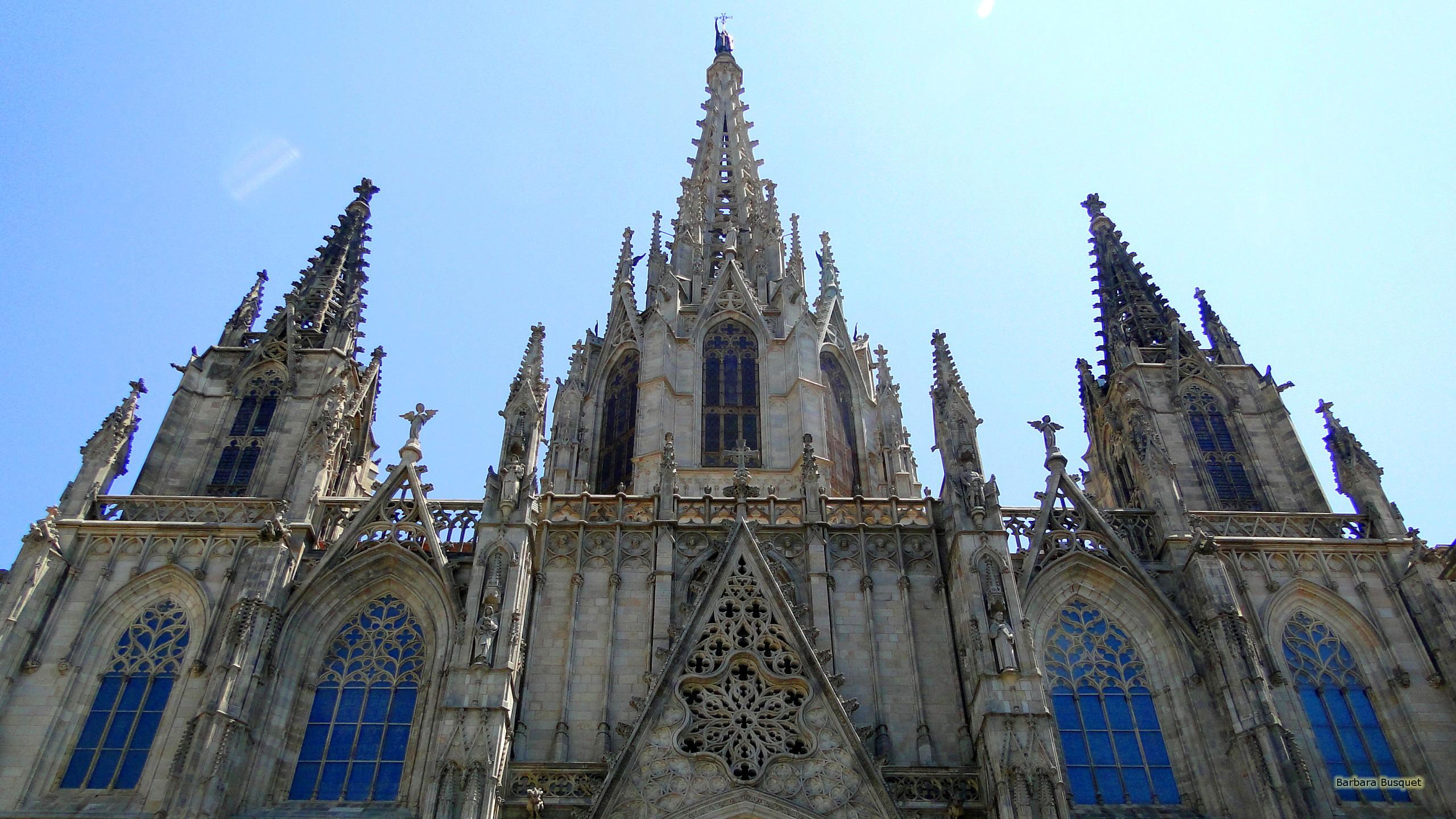 Church In Spain Barbaras Hd Wallpapers