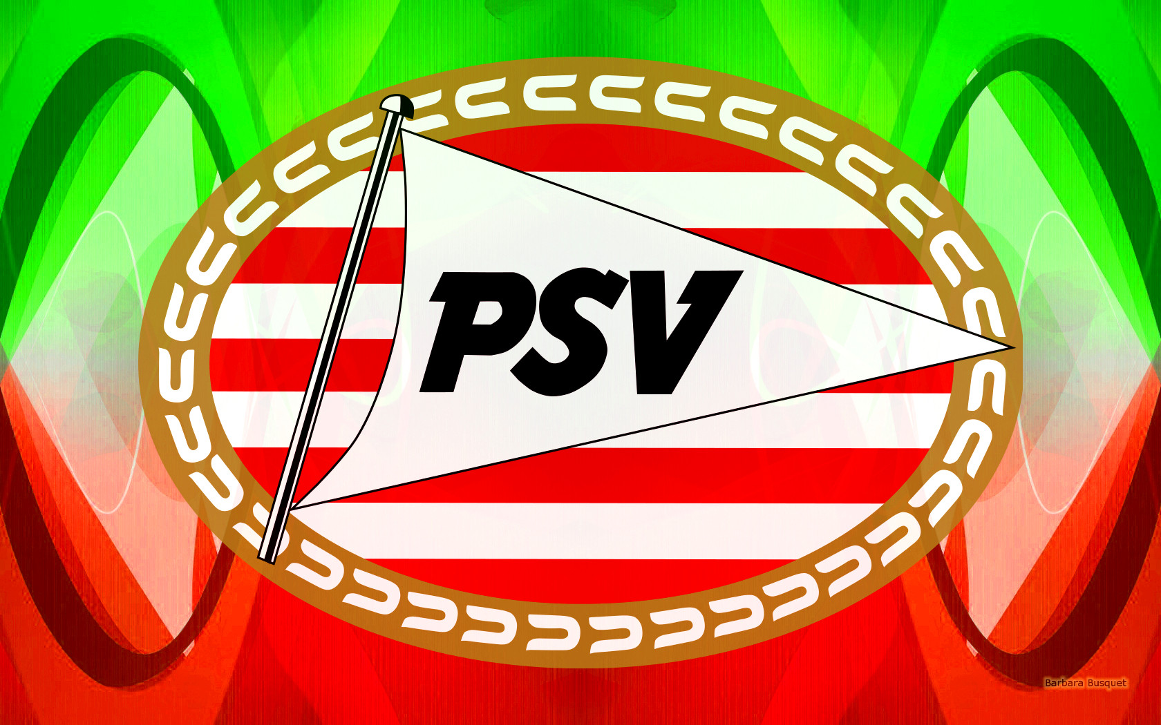 PSV Eindhoven logo wallpapers - Barbaras HD Wallpapers