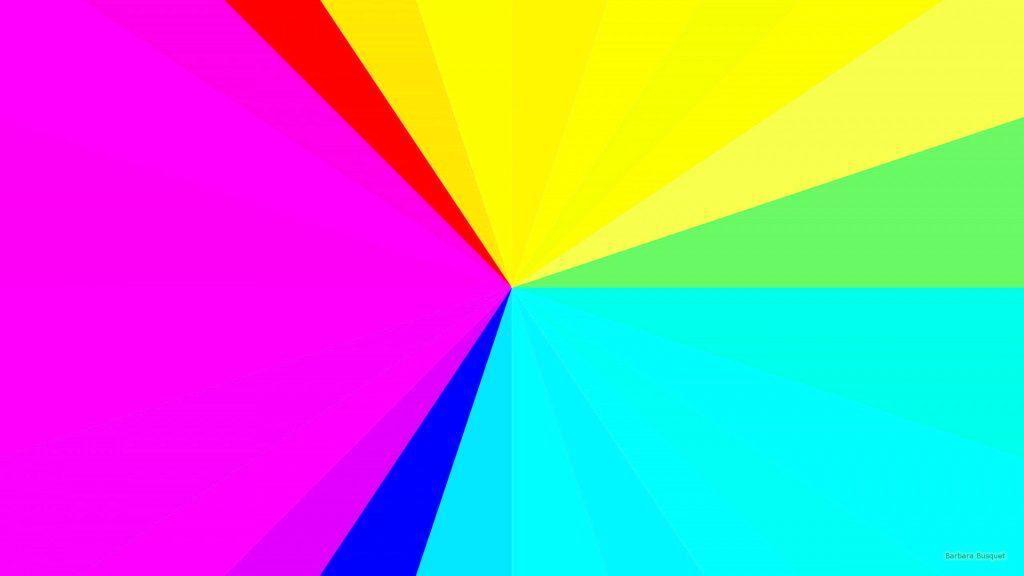 Rainbow colors wallpaper