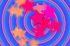 Stars and circles