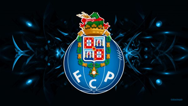 Dark blue FC Porto wallpaper.