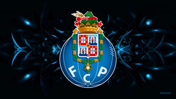 Dark blue FC Porto wallpaper.