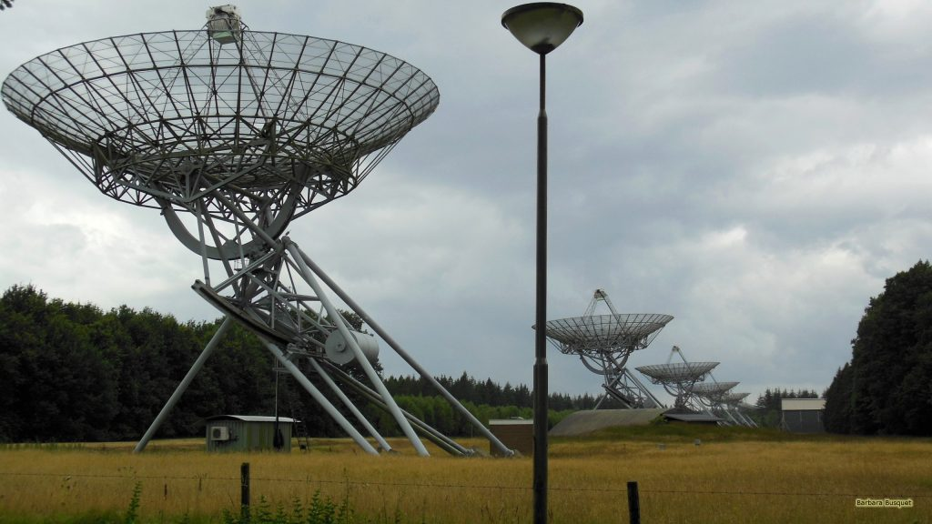 HD wallpaper WSRT telescopes