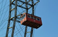 Wiener Riesenrad - Ferris wheel Vienna