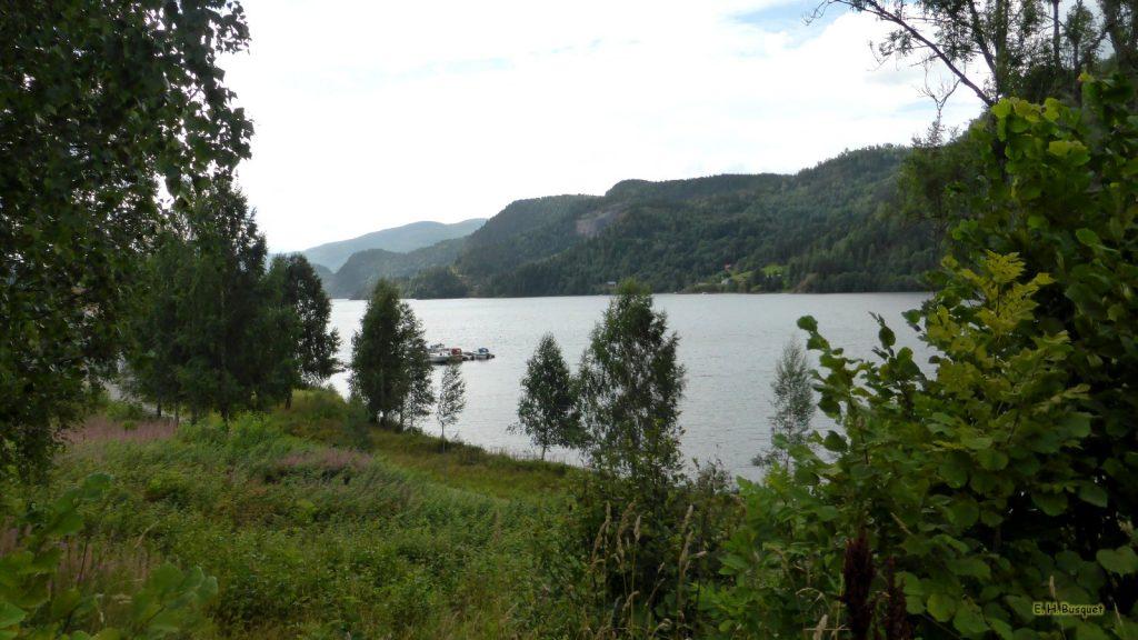 HD wallpaper lake in Norway