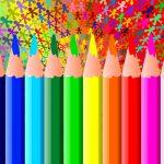 HD wallpaper pencils and children