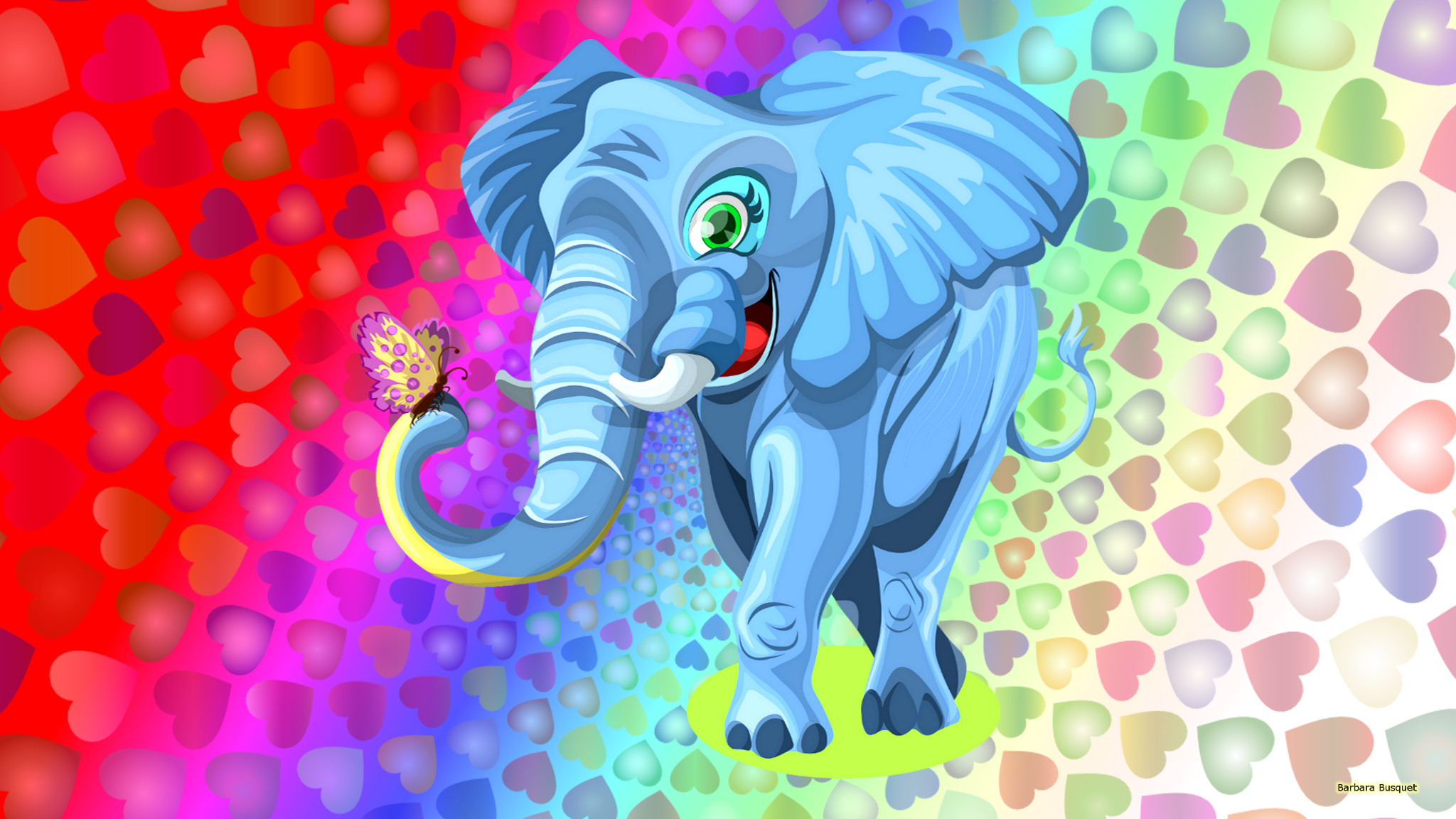 Full HDQ Cover Elephant Images, B.SCB Wallpapers