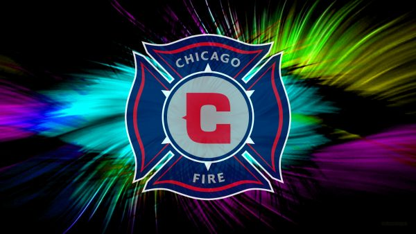 Abstract Colorful Wallpaper Chicago fire