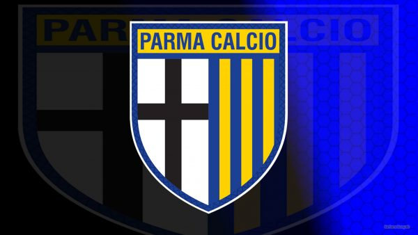 Black blue Parma Calcio football wallpaper