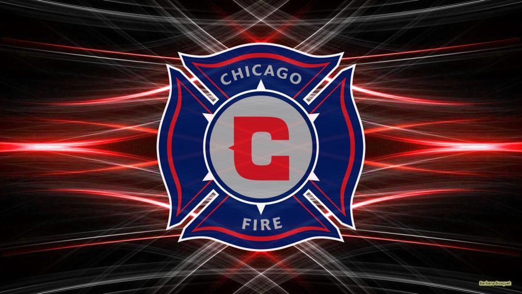 Fire soccer club wallpaper