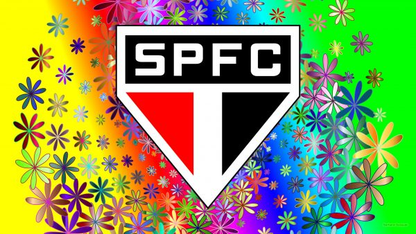 Colorful SPFC wallpaper flowers