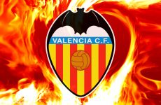 Valencia CF logo wallpapers