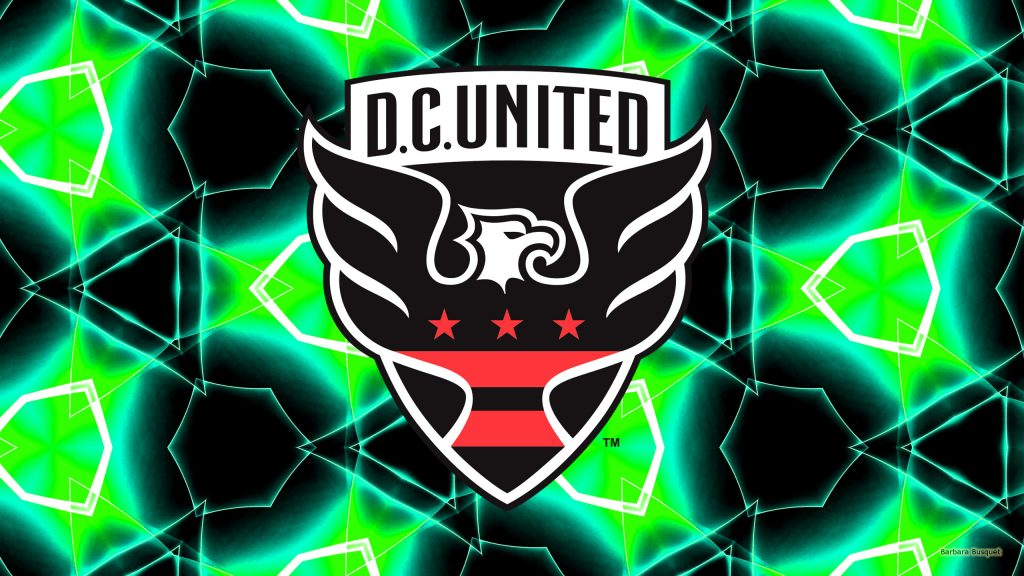Green DC United wallpaper